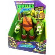 Aluguel Boneco Tartarugas Ninja- Leonardo 28 cm