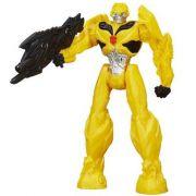 Aluguel Boneco Transformers 4 Eletrônico - Bumblebee