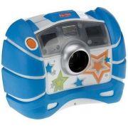 Aluguel Câmera Digital Divertida Azul
