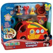 Aluguel Camping do Mickey