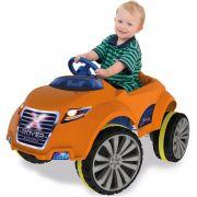 Aluguel Carro ELÉTRICO X Rover Boy com Som Laranja