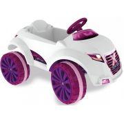 Aluguel Carro ELÉTRICO X Rover Girl com Som Branco
