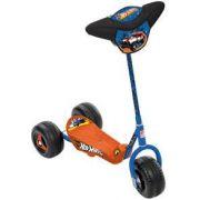 Aluguel Hot Wheels- Patinete Laranja e Azul