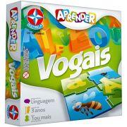 Aluguel Jogo Aprender Vogais