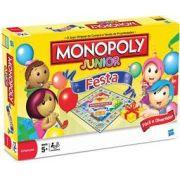 Aluguel Jogo Monopoly Junior Festa