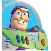 Aluguel Livro Carinhas Divertidas Disney- Buzz Lightyear