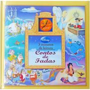 Aluguel Livro Contos de Fadas Disney- Três Minutos de Leitura
