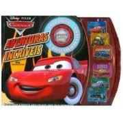 Aluguel Livro- Disney Carros- Aventuras Incríveis (Dado Digital)