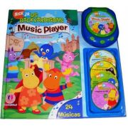 Aluguel Livro- Os Backyardigans- Music Player