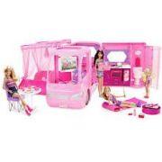 Aluguel Mega Trailler de Camper Rosa Barbie - TA