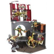 Aluguel Playset Tartarugas Ninja Pop Up Alley