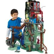 Aluguel Tartarugas Ninja Play Set Quartel General - FI