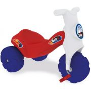Aluguel Triciclo New Turbo Vermelho