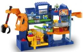 Aluguel Aterro Tri- County-  Imaginext Toy Story 3