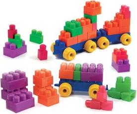 Aluguel Blocos Max 250 peças