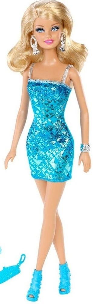 Aluguel Boneca Barbie Fab Glitter Sortidas