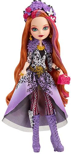 Aluguel Boneca Ever After High Deprimavera - Holly O' Hair