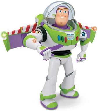 Aluguel Boneco Buzz Lightyear- Toy Story