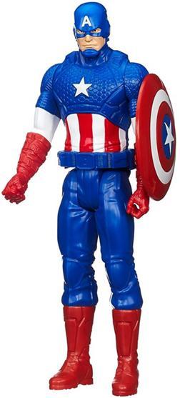 Aluguel Boneco Capitão América Marvel Avengers 30 cm