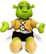 Aluguel Boneco Shrek Bebê Plush