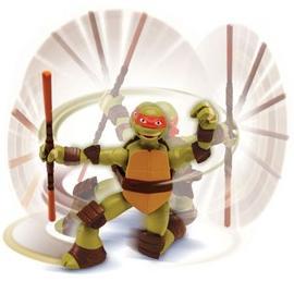 Aluguel Boneco Tartarugas Ninja Action - MICHELANGELO - DV