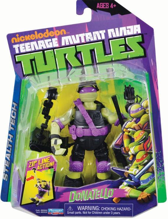 Aluguel Boneco Tartarugas Ninja Figura de Ação Donatello