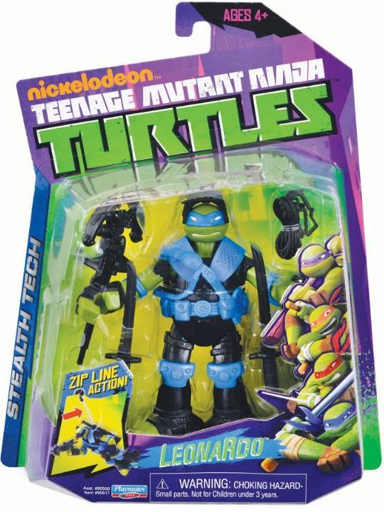 Aluguel Boneco Tartarugas Ninja Figura de Ação Leonardo