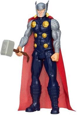 Aluguel Boneco Thor Marvel Avenger 30 CM