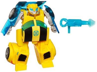 Aluguel Boneco Transformers Rescue Bots Bumblebee