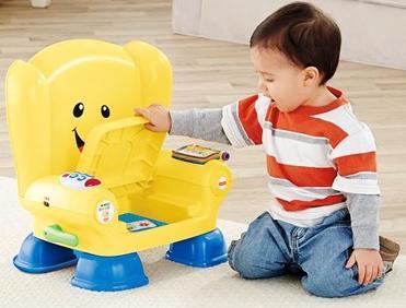 Aluguel Cadeirinha Minha Primeira Poltrona Aprender e Brincar