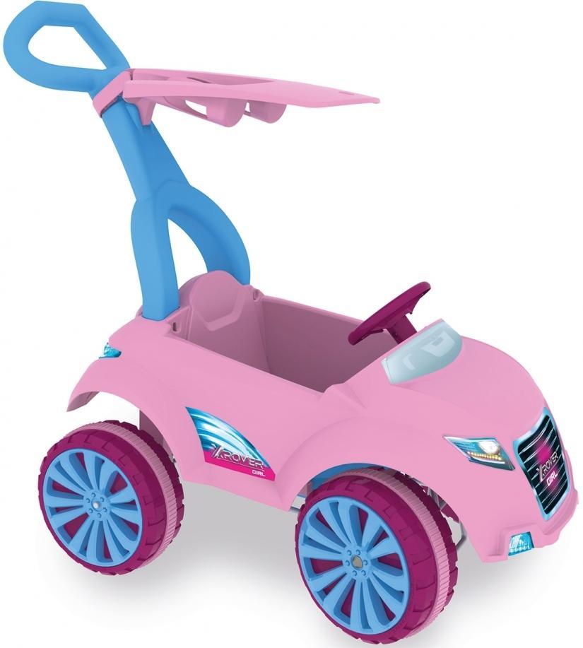 Aluguel Carro X Rover a Pedal Girl Rosa