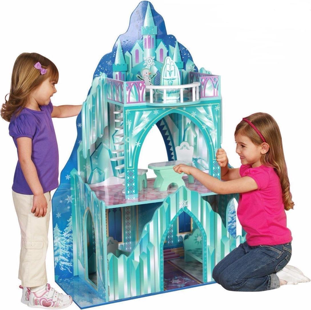 Aluguel Casinha de Boneca Frozen