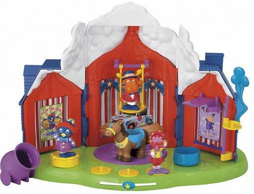Aluguel Circo Backyardigans