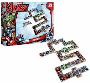 Aluguel Dominó Avengers Assemble