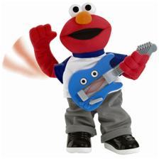 Aluguel Elmo Vila Sésamo - Rock N' Guitar