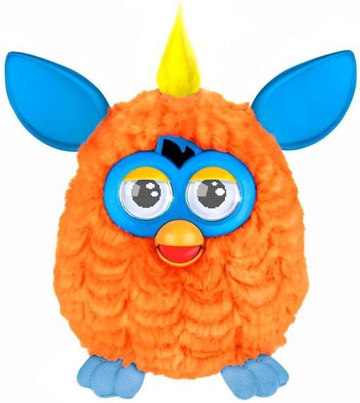 Aluguel Furby- Hot Laranja