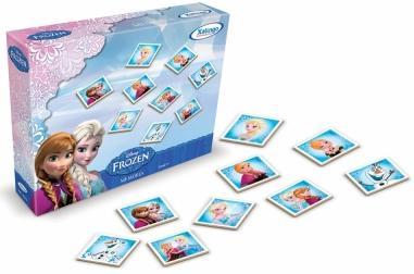 Aluguel Jogo da Memória Frozen Disney