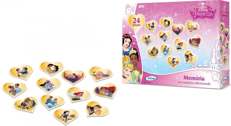 Aluguel Jogo da Memória Princesas Disney
