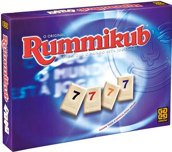 Aluguel Jogo Rummikub