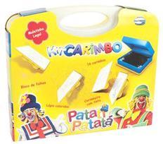 Aluguel Kit Carimbo Patati Patatá