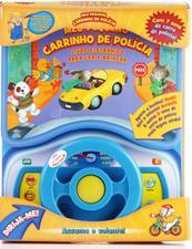 Aluguel Livro- Meu Primeiro Carrinho de Polícia
