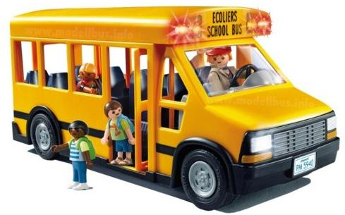 Aluguel Ônibus Escolar Playmobil - QU