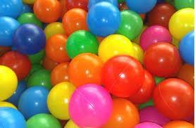 Aluguel Pacote com 300 Bolinhas  Coloridas