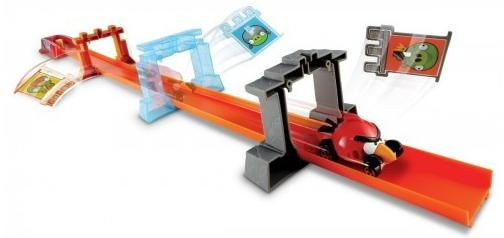 Aluguel Pista Hot Wheels Angry Birds
