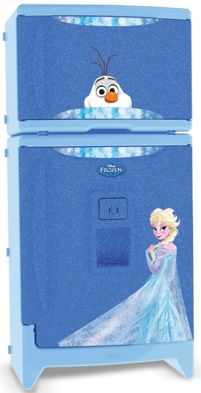 Aluguel Refrigerador Duplex com Som Frozen