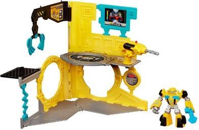 Aluguel Transformers- Centro de Reparação Bumblebee