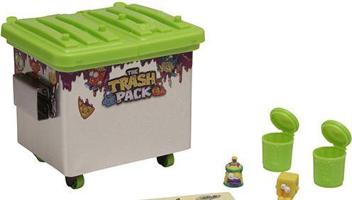 Aluguel Trash Pack Conteiner de Lixo