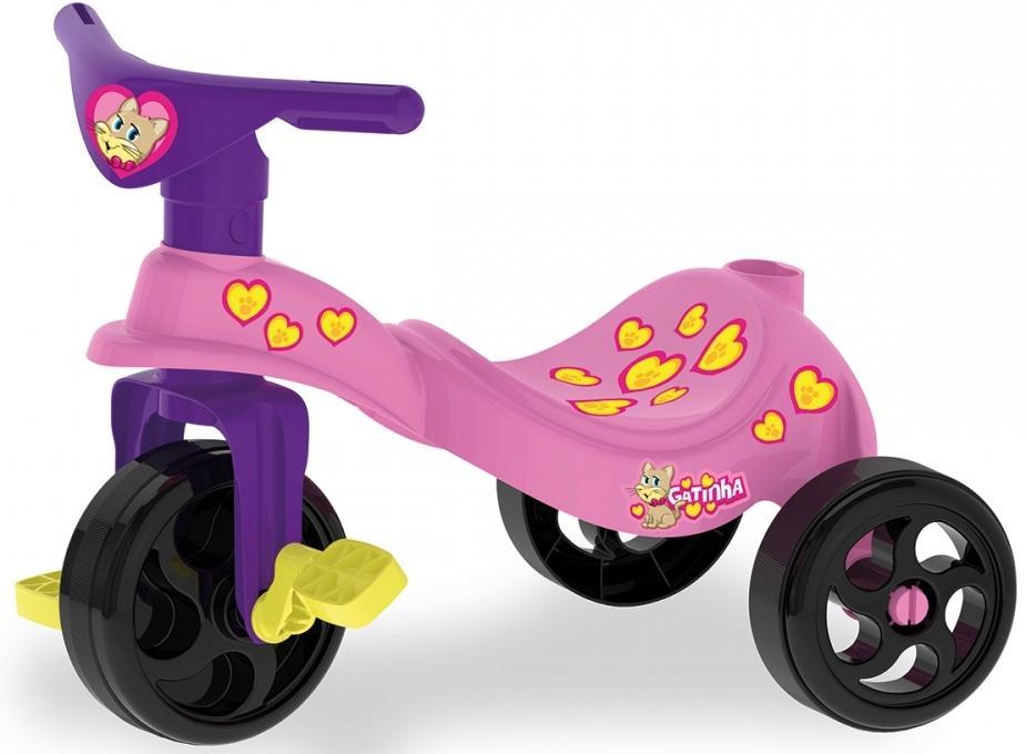 Aluguel Triciclo Gatinha