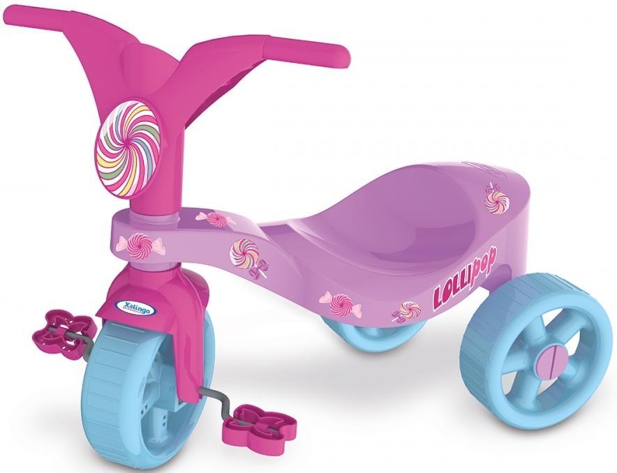 Aluguel Triciclo Lolli Pop