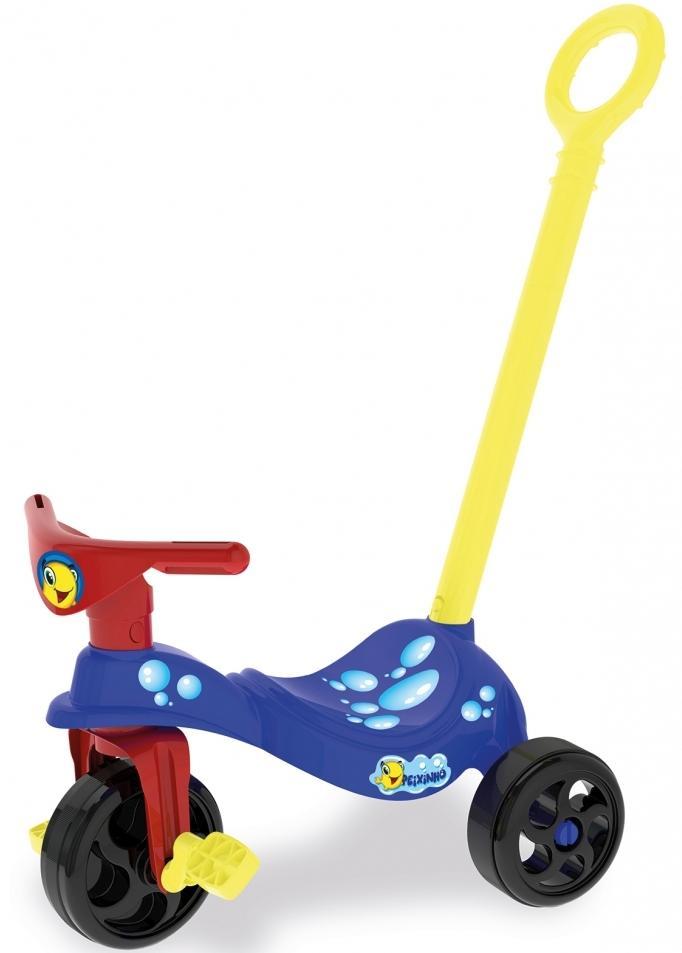 Aluguel Triciclo Peixinho com Empurrador